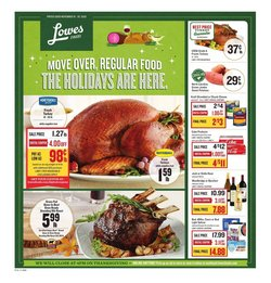 Lowes Foods catalogue ( 2 days left )