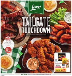 Lowes Foods deals in the Lowes Foods catalog ( 10 days left)