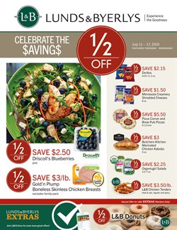 Lunds & Byerlys deals in the Sartell MN weekly ad