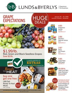 Lunds & Byerlys deals in the Circle Pines MN weekly ad