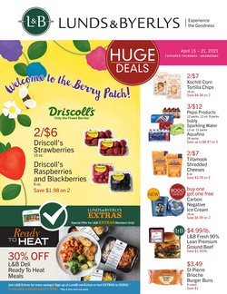Lunds & Byerlys catalogue ( Published today )