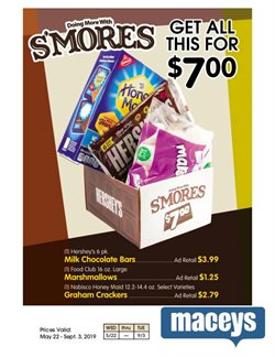 Maceys deals in the Provo UT weekly ad