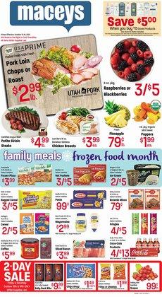 Maceys deals in the Maceys catalog ( Expires tomorrow)