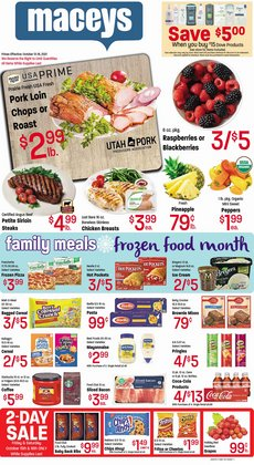 Grocery & Drug deals in the Maceys catalog ( Published today)