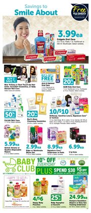 Soap deals in the Market Street weekly ad in Abilene TX