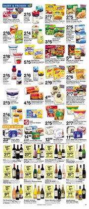 Potatoes deals in the Market Street weekly ad in Abilene TX