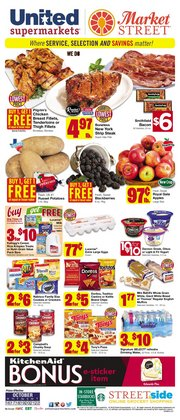 Market Street deals in the Lubbock TX weekly ad