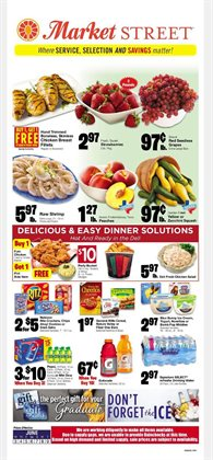 Grocery & Drug offers in the Market Street catalogue in Denton TX ( 2 days left )