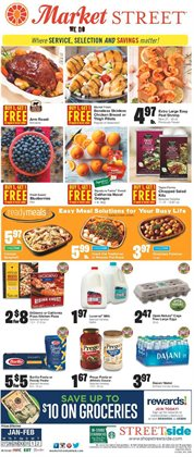 Grocery & Drug offers in the Market Street catalogue in Arlington TX ( Published today )