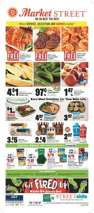 Grocery & Drug deals in the Market Street catalog ( Expires tomorrow)