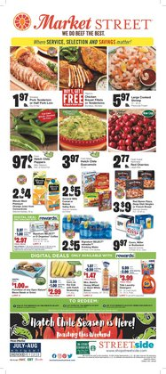 Grocery & Drug deals in the Market Street catalog ( 1 day ago)