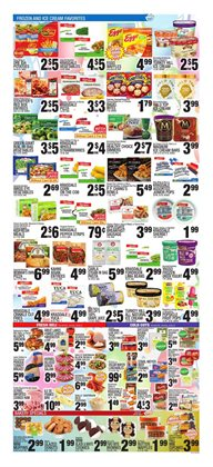 Potatoes deals in the Ctown weekly ad in New York