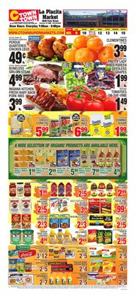 Chicken deals in the Ctown weekly ad in New Haven CT