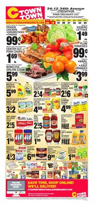 Grocery & Drug deals in the Ctown weekly ad in Lancaster PA