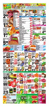 Cow meat deals in the Ctown weekly ad in New York