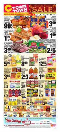 Ctown deals in the Philadelphia PA weekly ad