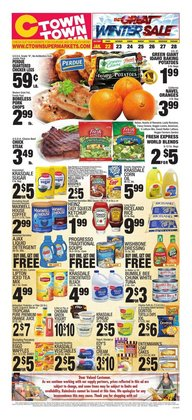 Rice deals in Ctown