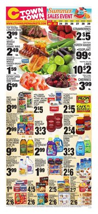 Grocery & Drug deals in the Ctown catalog ( 2 days left)