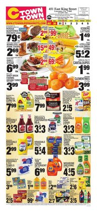 Grocery & Drug deals in the Ctown catalog ( Published today)