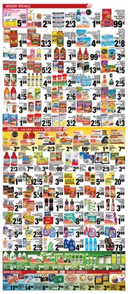 Soap deals in the Ctown weekly ad in New York