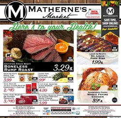 Matherne's deals in the Baton Rouge LA weekly ad
