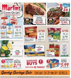 Martin's Super Markets deals in the Martin's Super Markets catalog ( 1 day ago)