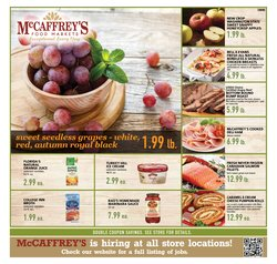 McCaffrey's deals in the McCaffrey's catalog ( Published today)