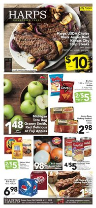 Grocery & Drug deals in the Harp's Market weekly ad in Fort Smith AR