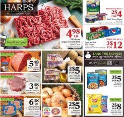 Harp's Market deals in the Harp's Market catalog ( 4 days left)
