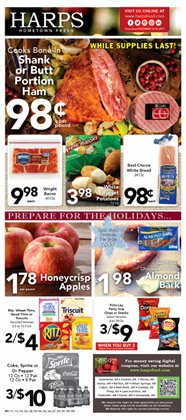 Grocery & Drug deals in the Harp's Market weekly ad in Hot Springs National Park AR