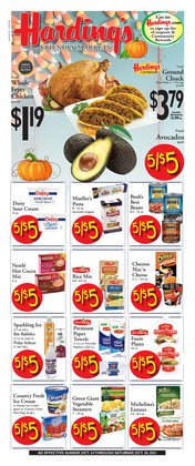 Grocery & Drug deals in the Harding's Markets catalog ( 1 day ago)