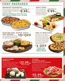 Salad deals in the Central Market weekly ad in Dallas TX