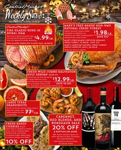 Central Market deals in the San Antonio TX weekly ad