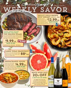 Central Market deals in the Austin TX weekly ad