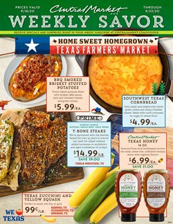 Central Market catalogue in Dallas TX ( Expires today )