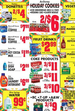 Holiday Foods deals in the Jasper IN weekly ad