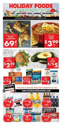 Holiday Foods deals in the Holiday Foods catalog ( 3 days left)