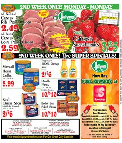 Pasta deals in the Hollywood Market weekly ad in Livonia MI