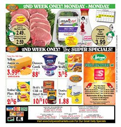 Meat deals in the Hollywood Market weekly ad in Livonia MI