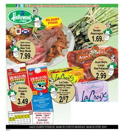 Hollywood Market deals in the Bloomfield Hills MI weekly ad