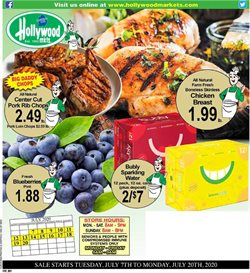 Grocery & Drug offers in the Hollywood Market catalogue in Detroit MI ( 2 days ago )