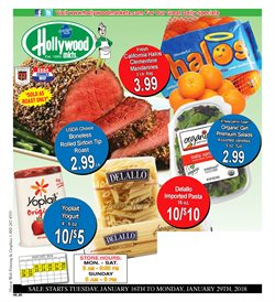 Hollywood Market deals in the Livonia MI weekly ad