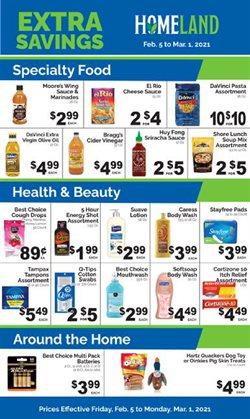 Homeland Market catalogue ( 2 days left )