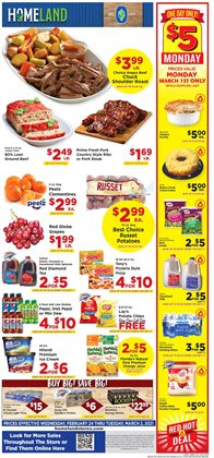 Homeland Market catalogue ( 3 days left )