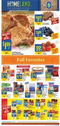 Homeland Market catalog ( 2 days left)