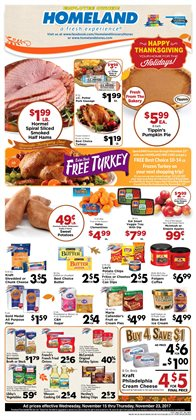 Homeland Market deals in the Tulsa OK weekly ad