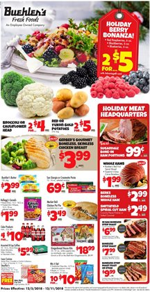 Buehler's deals in the Medina OH weekly ad