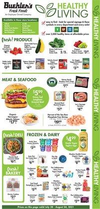 Grocery & Drug deals in the Buehler's catalog ( 26 days left)