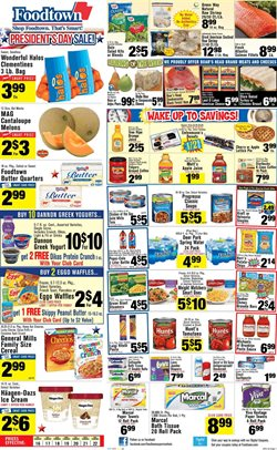 Boots deals in the Foodtown supermarkets weekly ad in New York