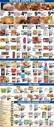 Playhouse deals in the Foodtown supermarkets weekly ad in New York
